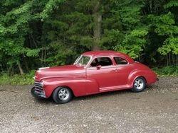 57.48 chevy fleetline coupe