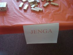 I JENGA, YOU JENGA, WE ALL JENGA!