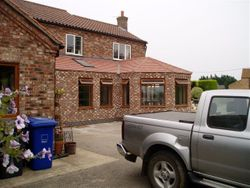 extension in bardney, lincolnshire