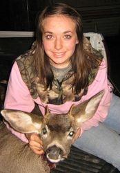 1st Buck - 2012