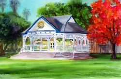 Rotary Club of Arroyo Grande Bandstand