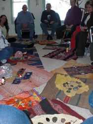 Workshop Group with open Mesas