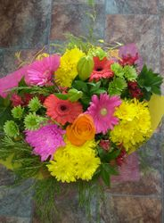 Bright and cheerie bouquet