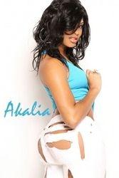 Model Akalia Provost