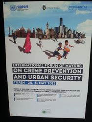 International Conference of Mayors on Crime Prevention and Security in Urban Ser