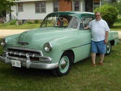Eric Beck's 1952 Chevy Styleline Deluxe Sedan
