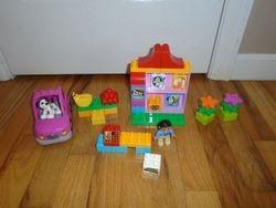 LEGO DUPLO Ville 10546 My First Shop - $27
