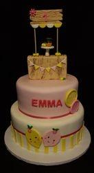 Lemondade Stand Cake