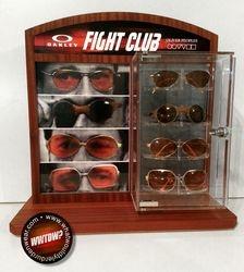 Custom Fight Club Shades Display