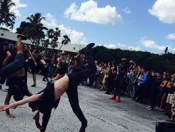Flash Mob - 10/7/2015