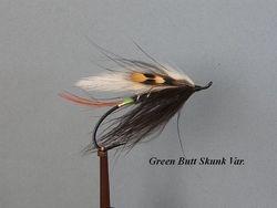 Green Butt Skunk Var
