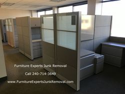 Junk office furniture removal in elkridge MD