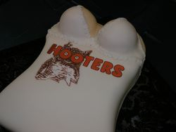 Hooters Tank