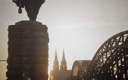 545 Cologne Cathedral & Bridge
