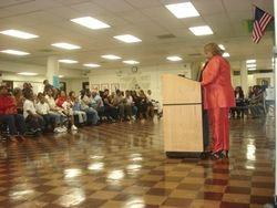 Principal Brenda Browder