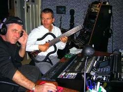 Studio session with Ben Le Bordais 2006