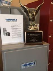 2013 Tempstar Eagle Award