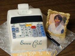 Accountant Cake (SP 300)