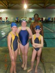 Ellis Swim Team