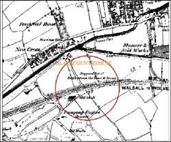 Wednesfield. 1889.