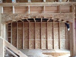 Framing Interior