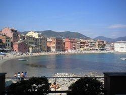 Reizen, m.n. Italie