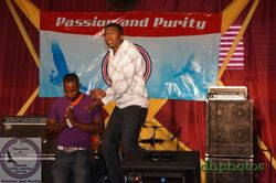 Passion and Purity School Conference- Wolmer's Edition 2012