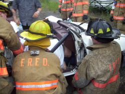 06-22-10 Extrication Drill