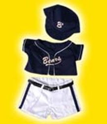 BASEBALL OUTFIT $11.00 H#21 (Sold Separate)