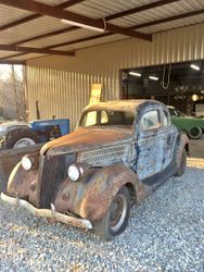 7.36 Ford Coupe ·