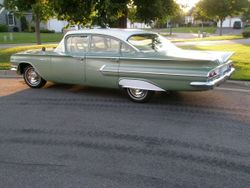 13. 60 Chevrolet Bel Air