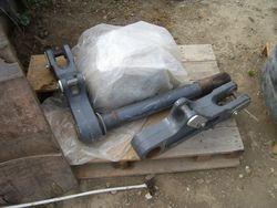 MT-700 Rock Shaft & Arms