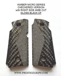KIMBER MICRO Series Checkered