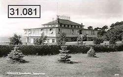 Hotell Strandbaden 1930
