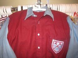 Derek Parker worn 1950?s shirt