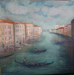Crande Canal Venice