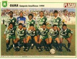 Campeao Brasiliense de 1994