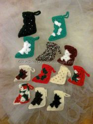 Dozen Christmas Ornaments - Set 5