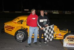 Vintage Modified Feature Winner