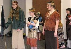 Cherokee soloists