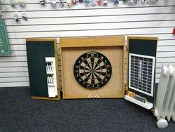 Handmade dart board