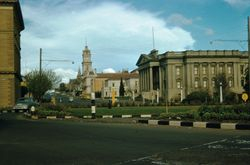 133 Geelong Town Hall & Library 1956