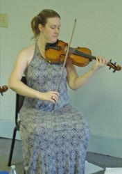 Wednesday fiddle class