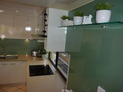 Glass Shelving & Splashbacks.