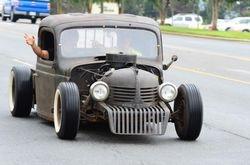 52.41 Dodge pick-up RAT ROD