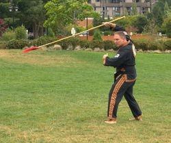 Chung Sool (Spear)