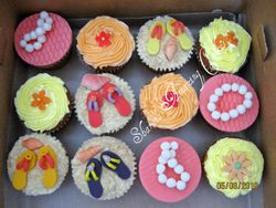 CC11 -Mother's Day Cupcakes 2010