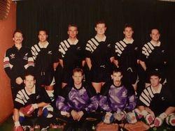 New Zealand Team 1993