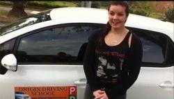 Driving School Camberwell - Testimonial -  Samantha Maqueda