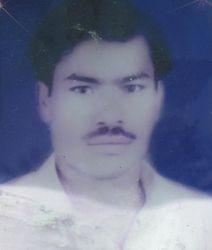 Shaheed Muhammad Ali (Walad Muhammad Kazim) got martyred during duty
